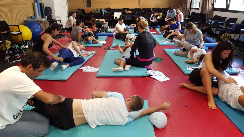 Struttura formazione Pilates Fisios®