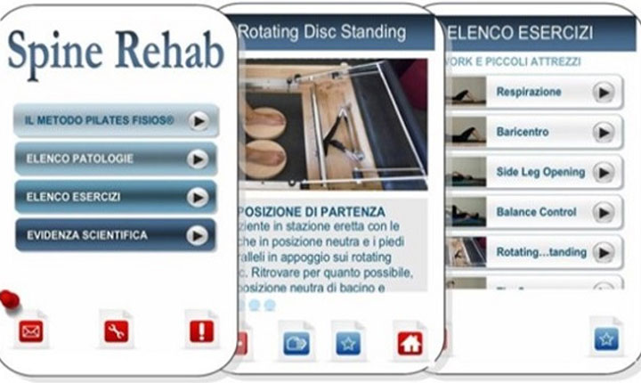 App Spine Rehab
