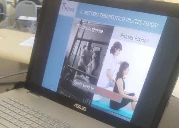 Date corsi Pilates Fisios 2021