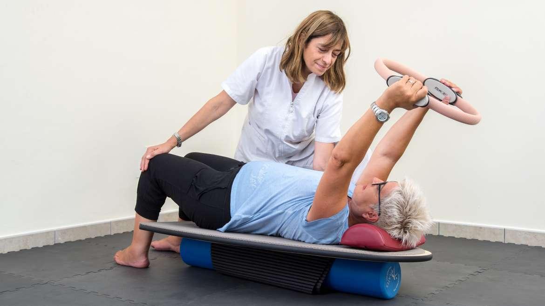 In cosa consiste un trattamento Pilates Fisios®