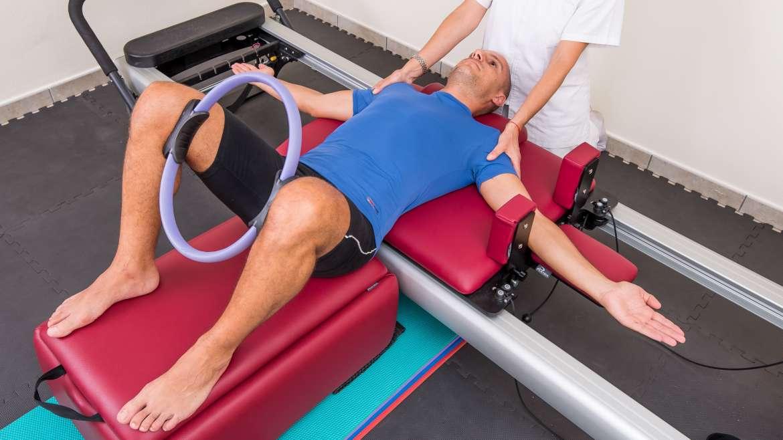 Iniziare un trattamento Pilates Fisios®