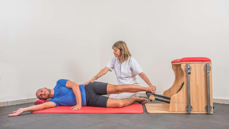 Il Pilates applicato alla riabilitazione: PILATES FISIOS metodo Silvia Raneri®